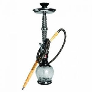 STARBUZZ MATRIX SHISHA 25.5 INCH - BLACK