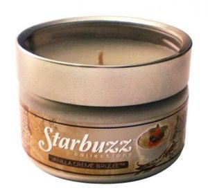 STARBUZZ SCENTED CANDLE - VANILLA CREME BRULEE