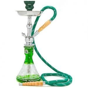 STARBUZZ UNICUS HOOKAH - GREEN