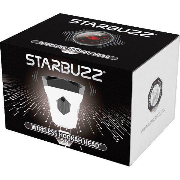 STARBUZZ WIRELESS HOOKAH HEAD V2.0 - WHITE
