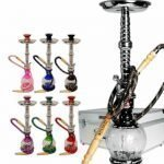 STARBUZZ MATRIX SHISHA 25.5 INCH – BLACK