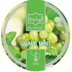 AL-WAHA GRAPE MINT