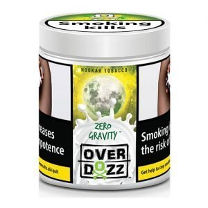 Overdozz Zero Gravity Hookah Flavour