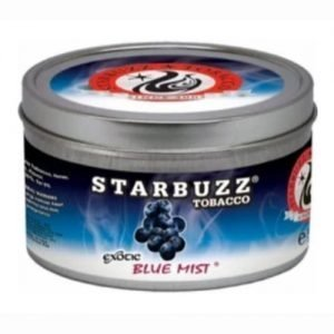 starbuzz blue mist hookah flavour