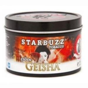 Starbuzz Geisha Bold Hookah Flavour