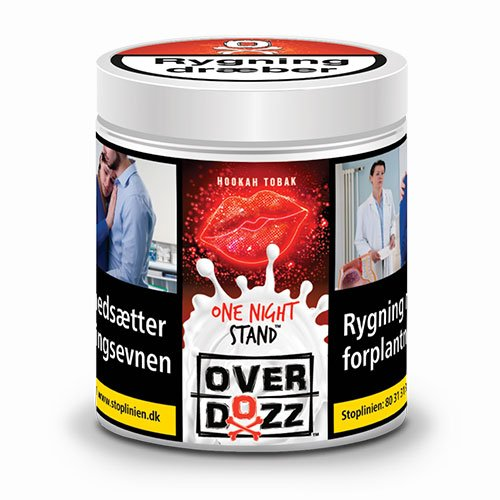 Overdozz One Night Stand Hookah Flavour
