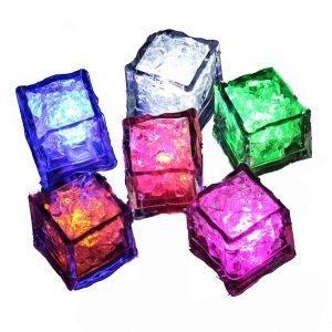 LIGHT-UP LED ICE CUBES