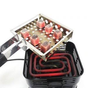 CHARCOAL ELECTRIC BURNER LARGE