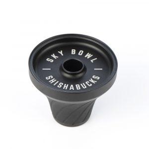 SHISHABUCKS regular sky bowl 20g black